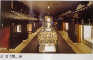 川越市立博物館 新・近代展示室