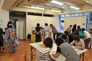 2013年 8月24日(土)?8月25日(日)       恒例の夏のドールハウスイベント!!