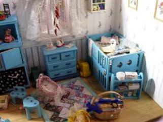 初めての赤ちゃんをむかえる部屋