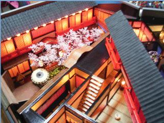江戸吉原-ドールハウス (2010)